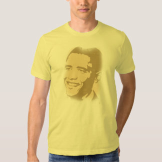 DISTRESSED PRESIDENT OBAMA T-SHIRT
