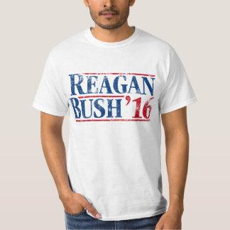 Distressed Reagan - Bush '16 Shirt