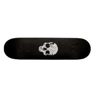 Distressed Skull Skate Board Decks