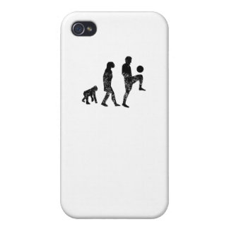 Distressed Soccer Evolution Cases For iPhone 4