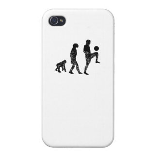 Distressed Soccer Evolution iPhone 4/4S Cases