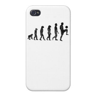 Distressed Soccer Evolution iPhone 4/4S Cover