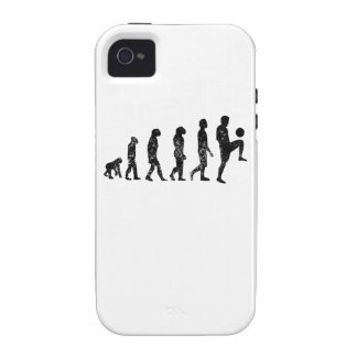 Distressed Soccer Evolution iPhone 4 Cases