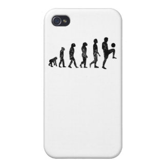 Distressed Soccer Evolution iPhone 4 Covers