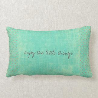 Distressed Style Life Quote Throw Pillow Throw Pillows