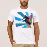 Distressed Surfer Paradise T-Shirt