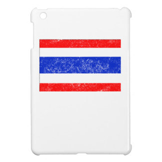 Distressed Thailand Flag Cover For The iPad Mini