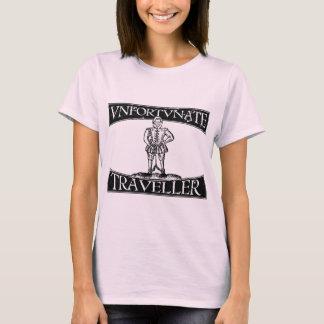 Distressed Thomas Nashe Unfortunate Traveller T-Shirt