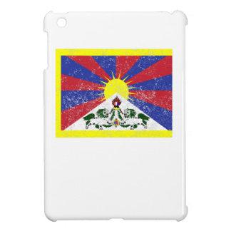 Distressed Tibet Flag iPad Mini Case