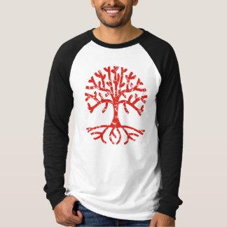 Distressed Tree I T-Shirt