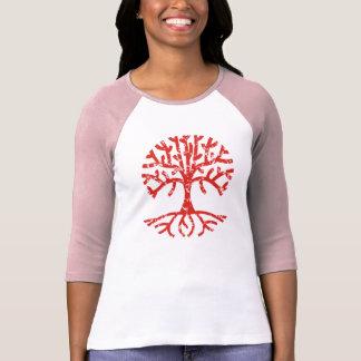 Distressed Tree I Tshirt