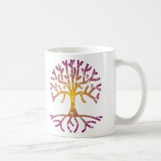Distressed Tree VIII Coffee Mug