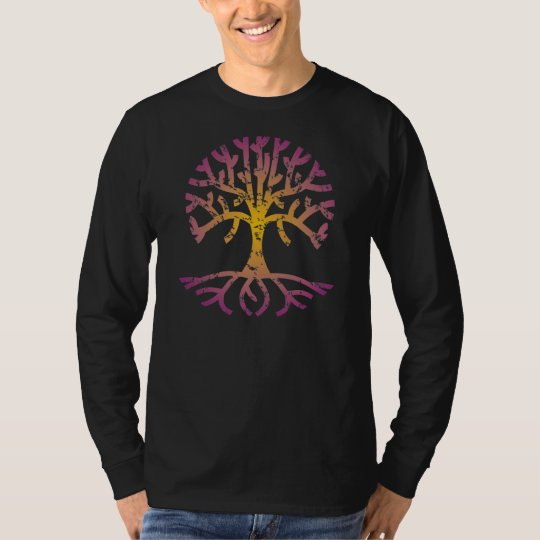 Distressed Tree VIII T-Shirt