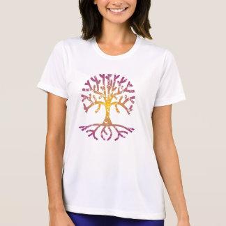 Distressed Tree VIII T Shirts