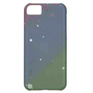 Distressed Tri-Color Stripes Cover For iPhone 5C