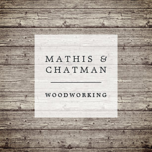 Vintage business cards zazzle distressed vintage reclaimed wood square business card cheaphphosting Image collections