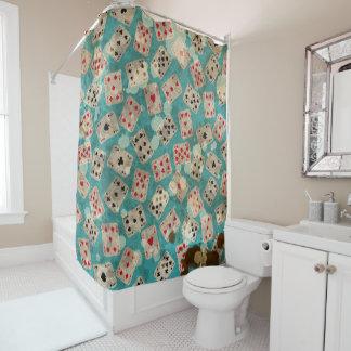 Vintage Alice Wonderland Shower Curtains | Zazzle
