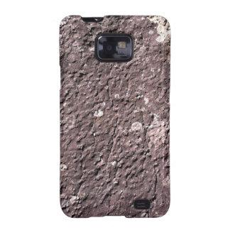 Distresses depressed granite with Lichen. Samsung Galaxy S2 Covers