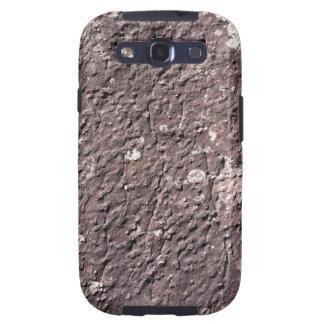 Distresses depressed granite with Lichen. Samsung Galaxy S3 Cases