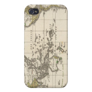 distribución de la gente germánica de Indo iPhone 4 Protector