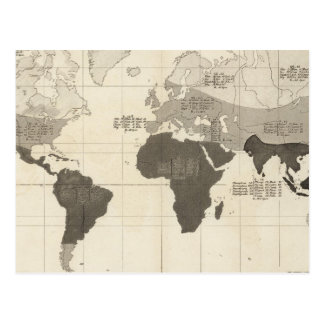Distribución geográfica de la vegetación postales