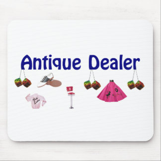Distribuidor autorizado antiguo Mousepad