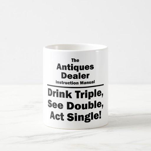 distribuidor autorizado de antigüedades taza