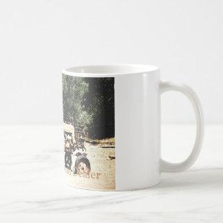 Distribuidor autorizado de desperdicios    blanco taza