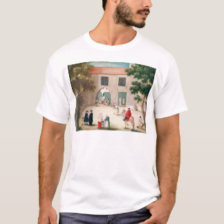 Distributing Alms to the Poor T-Shirt