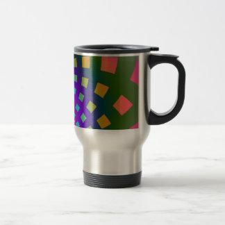 Distributing Color Travel Mug