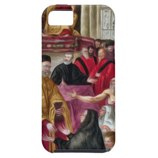 Distribution Of Alms iPhone SE/5/5s Case