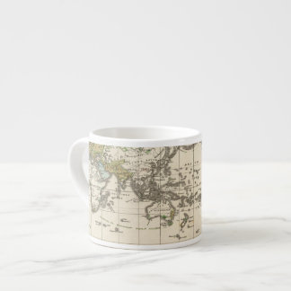 distribution of Indo Germanic people Espresso Cup