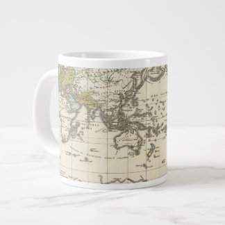 distribution of Indo Germanic people Large Coffee Mug
