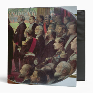 Distribution of the Flags, 14th July 1880 Vinyl Binders