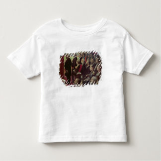 Distribution of the Flags, 14th July 1880 Toddler T-shirt