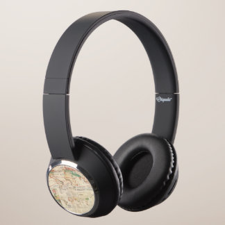 Distribution plants headphones