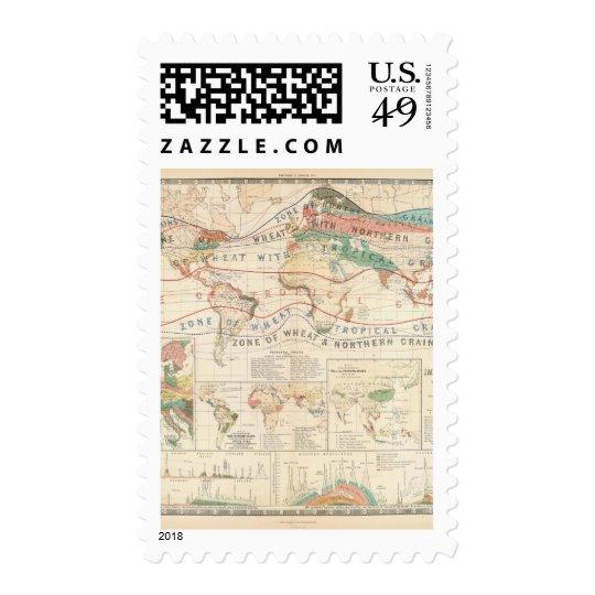 Distribution plants stamp