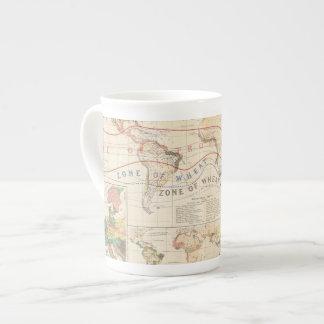 Distribution plants tea cup
