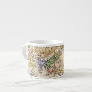 Distribution primitive du genre humain espresso cup