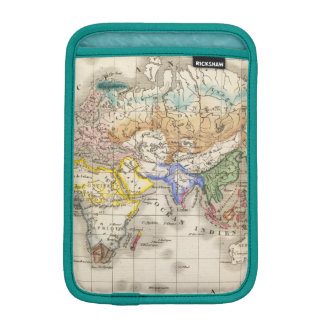 Distribution primitive du genre humain sleeve for iPad mini