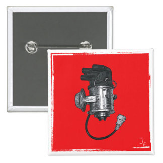 Distributor Ignition Systems Button
