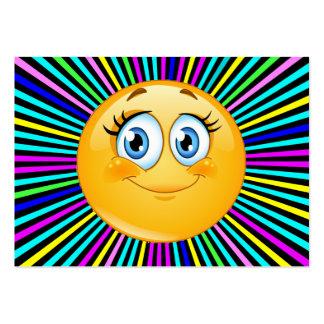 ¡Distribuya una sonrisa! por SRF Tarjeta De Visita