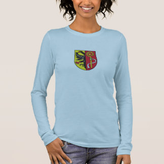 District beaver oh coats of arms long sleeve T-Shirt