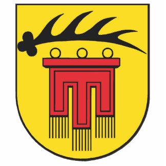 District Böblingen coat of arms Statuette