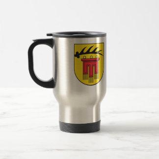 District Böblingen coat of arms Travel Mug