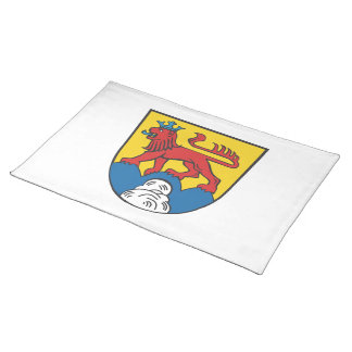 District Calw coat of arms Cloth Placemat