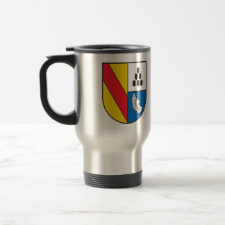District Emmendingen coat of arms Travel Mug
