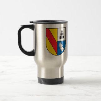 District Emmendingen coat of arms Travel Mug