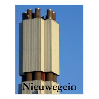 District heating plant, Nieuwegein Postcards