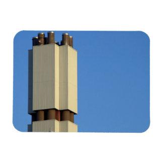 District heating plant, Nieuwegein Flexible Magnets